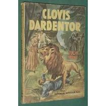 Libro Novela Julio Verne Clovis Dardentor Editorial Difusion