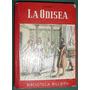 Libro Coleccion Billken Odisea Homero Serie Roja Lauro Palma