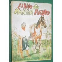 Libro Criollo Gaucho Hijo Martin Fierro Caymi Silverio Manco