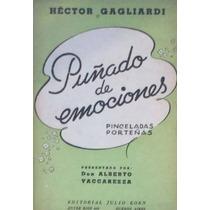 Libro Hector Gagliardi Puñado De Emociones Poesia Korn
