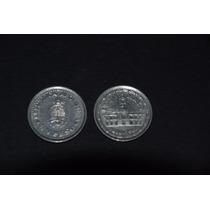 Monedas De 1 Peso Argentino 1960 ( Lote De12 Monedas)