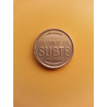Cospel Ficha De Subte - Argentina