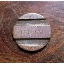 Entel Cospel 363 De Tel Publico Antiguo En La Plata Tolosa