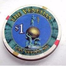 Ficha Del Casino The Venetian Las Vegas-nevada,usa