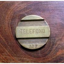Entel Cospel 337 De Tel Publico Antiguo En La Plata Tolosa