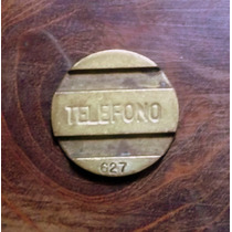 Entel Cospel 627 De Tel Publico Antiguo En La Plata Tolosa