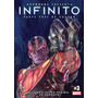 Infinito - Tomo 3 - Marvel Now - Avengers - Collectoys