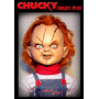 Chucky Muñeco Gigante! 80cm! Childs Play Good Guy,en Latex!