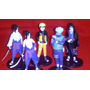 Figuras De Naruto Set X 5