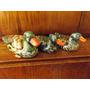 Patos (3) En Ceramica Pintados A Mano