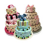Kit 4x1 Pasteles Chuecos Wonky Cupcakes Reposteria Tortas