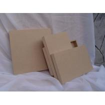 Bastidor De Fibrofácil 50x70cm En 3mm Esp X 1 Unidad