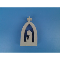 Souvenirs Virgen Niña Comunion Fibrofacil X35