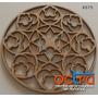 Figuras Mandalas De Madera 30 Cm