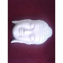 Placa Cara Mujer Indu De Yeso