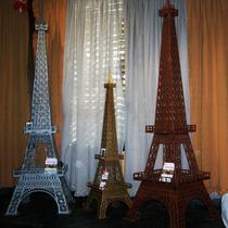 Torre Eiffel Pintada 1,26 Cm