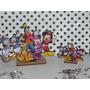 20 Souvenirs + 6 Centrales Mickey Y Sus Amigos