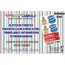 Etiquetas Autoadhesivas Para Botellas De Porcelana Fria
