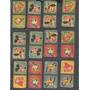 Juego Disney Domino X 27 Fichas De Carton