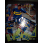 Lote De 3 Poster De Riquelme Boca El Grafico 189 - No Envio