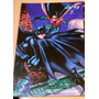 Batman Forever Robin Imponente Tarjeton Metal Print Dc