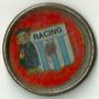 Antigua Figurita - Chapa - Lata - Escudo Racing Club -