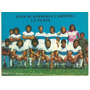 Futbol - Fotocromo - Equipo Gimnasia La Plata Decada Del 70