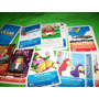 Lote De 18 Cards De Club Penguin - No Envio