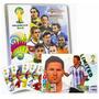 Cartas Adrenalyn Xl Mundial Brasil 2014 - A Elección !!!