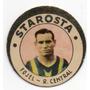 Figurita Rosario Futbol Starosta Año 1952 Fojel Monofco