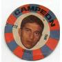 Figurita Tigre Campeon Año 1966 Colarte Num 272 Monofco