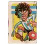 Figurita Del Album Superfutbol 1979 Olguin Nº26 Argentina