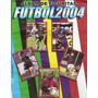 Figuritas Del Album Futbol 2004 Interior