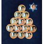 Fulbito 1964 - Formacion Velez Sarsfield - Exelente Mira!!!