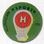 Figurita-futbol- Huracan Sport 1956 Escudo Num 193 Monofco