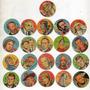 Figuritas 21 Diferentes Futbol Album Campeon 1966 Monofco