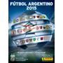 Figuritas Panini Fútbol Argentino 2015 - Completá Tu Álbum !