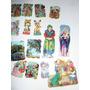 Lote 33 Figuritas Con Y Sin Brillantina Años 50