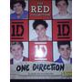 Album One Direction 2014 Red Collection Completo A Pegar