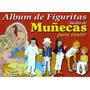 Figuritas Del Album Sueños De Muñecas Para Vestir Año 1999