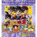 Figuritas Dragon Ball Z 2015 Llena El Album De Tu Hijo/a