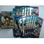 Lote De 25 Sobres Cartas Dragon Ball Serie 9 + 1 Mazo