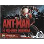 Figuritas De Ant Man, Completa El Album!
