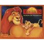 Figuritas Del Album El Rey León Del Año 1994 Disney - Cromy