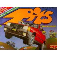 Figuritas Del Album Pits Del Año 1990 Sevel Cromy