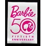 Barbie 50 Aniversario Calcomania