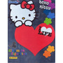 Lote De 10 Figuritas Comun Hello Kitty I Love Life, Año 2013