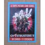 Cazafantasmas 2 1989 Coleccion Trading Cards Completa Topps