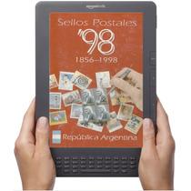 Sellos Postales 98 1856-1998 República Argentina