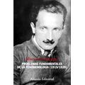 Problemas Fundamentales De La Fenomenología Heidegger Alianz